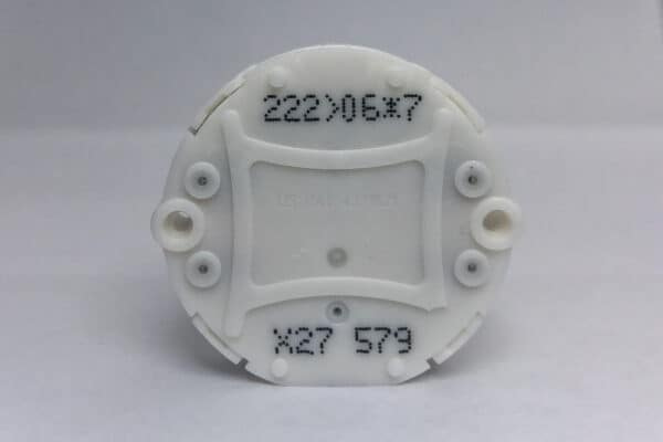 Front View of X27.579 Switec Juken Stepper Motor
