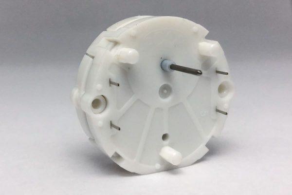 Back view of X27.589 Switec Juken stepper motor