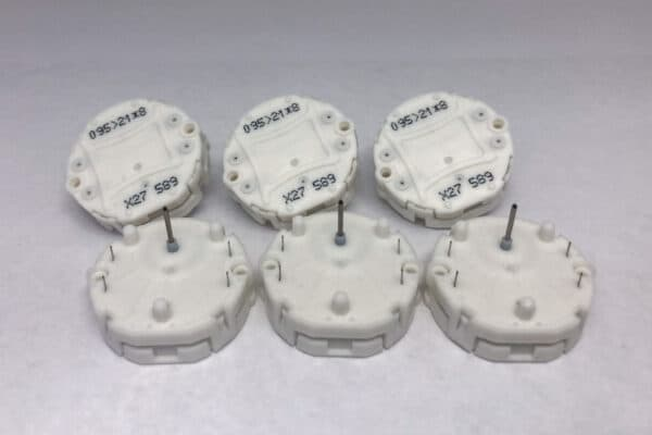 Six of X27.589 Switec Juken stepper motors