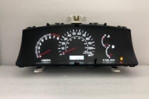 2004 - 2008 Toyota Corolla LE Instrument Cluster Repair