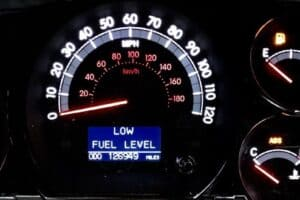 2007 – 2013 Toyota Tundra Limited Optitron Instrument Cluster