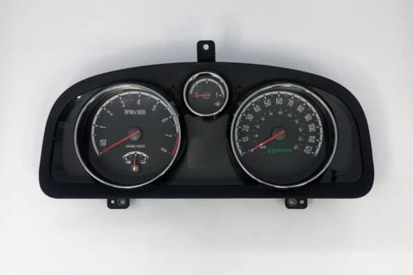 front view of a 2008-2009 Saturn Vue Instrument Cluster