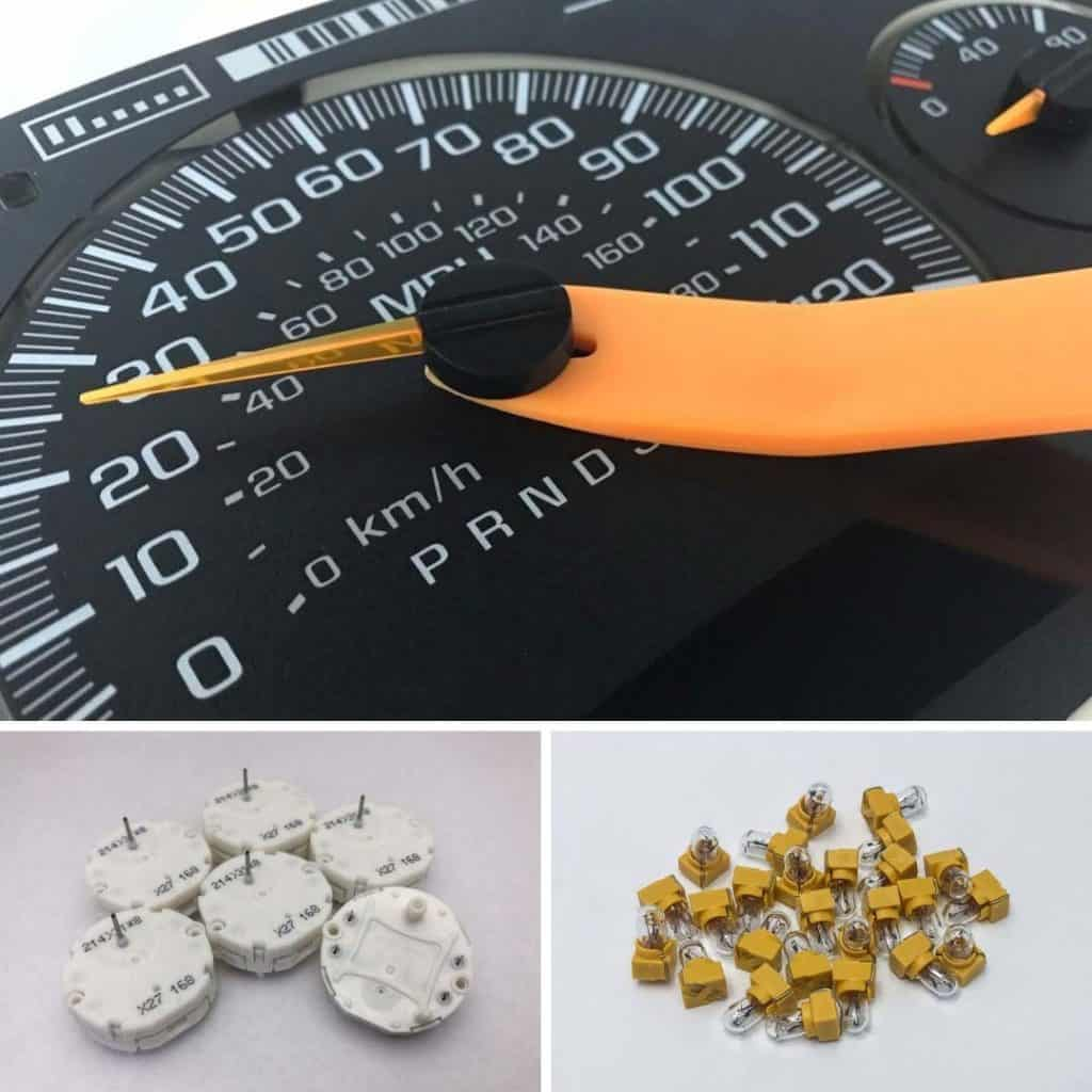 DIY parts for GMC/Chevy truck instrument clusters