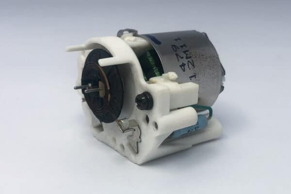 side view of a 1992-1996 Lexus SC300/SC400 Fuel Motor