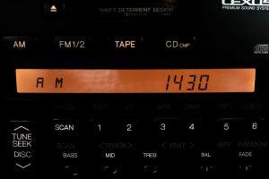 Lexus SC300/SC400 Radio powered on
