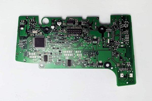 back view of a TAE Audi A6 & Q7 MMI Control Circuit Board E380