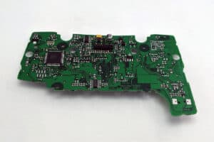 back view of a 2010-2014 Audi Q7 3G MMI Control Circuit Board