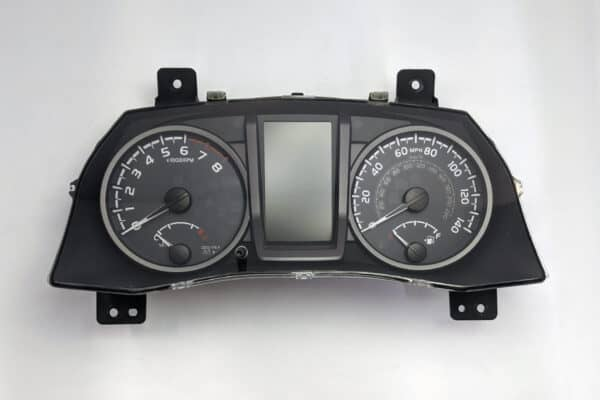 front view of a 2016-2017 Toyota Tacoma Instrument Cluster