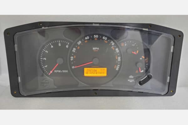 Workhorse LCD Cluster 2