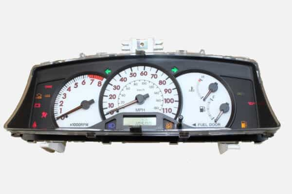 2004 - 2007 Toyota Corolla S Instrument Cluster LED Upgrade