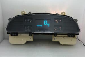 1995 1996 Chevrolet Caprice Impala Instrument Cluster