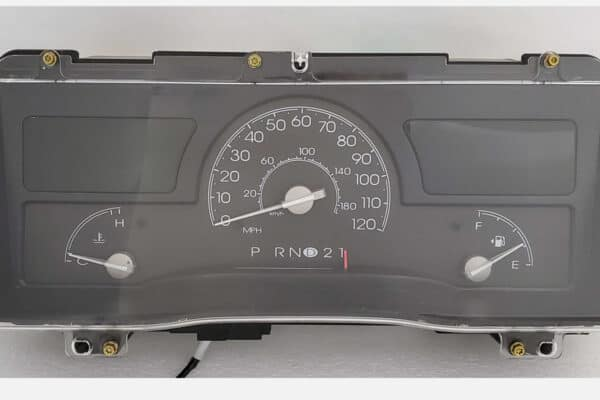 2003 2004 Lincoln Town Car Cluster