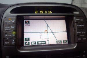 2004 - 2006 Lexus LS430 Navigation Unit Repair