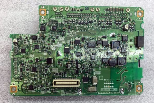 2004 2005 2006 Lexus LS430 Navigation LCD circuit board back 86114-60020