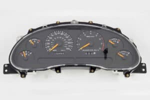 1994 - 1999 Ford Mustang Mechanical Odometer Cluster Repair