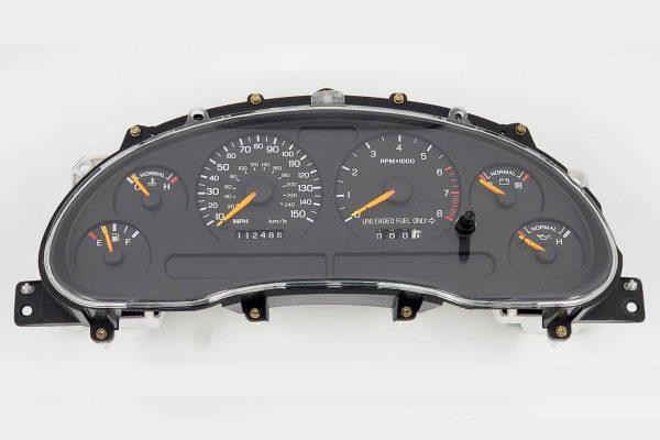1994 - 1999 Ford Mustang Mechanical Odometer Cluster Repair