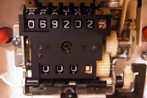 Mechanical odometer repair