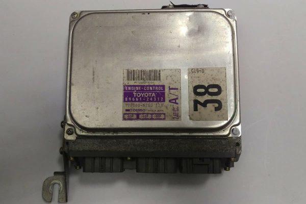 1992 1993 1994 Lexus SC300 ECU ECM Reman Rebuilt 89661-24312 FED Emissions AT MT
