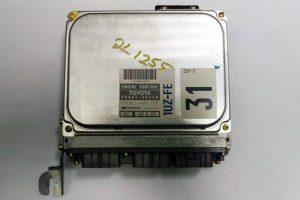 92-92 SC400 ECU 89661-24240-CA-Emissions