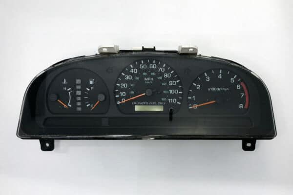 1998 - 1999 Nissan Frontier Instrument Cluster AT TACH 24810-7B401