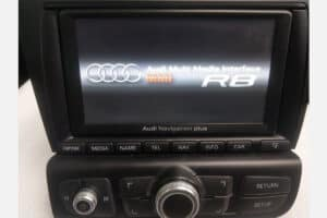 2008 - 2015 Audi R8 Navigation Touch Screen Repair