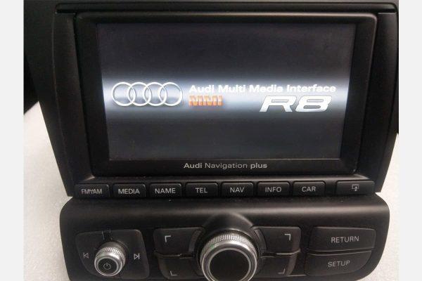 2008 - 2015 Audi R8 Navigation Touch Screen Repair