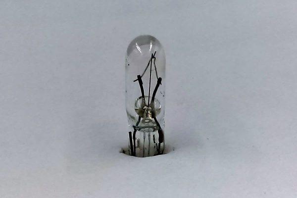 TAE #2721 12V 1.2W Automotive Bulb