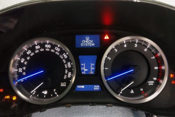 2008 2009 2010 Lexus IS-F ISF Speedometer Gauge Cluster 83800-53780