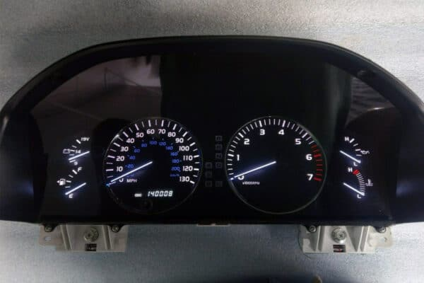 Lexus LX470 Instrument Cluster Replacement
