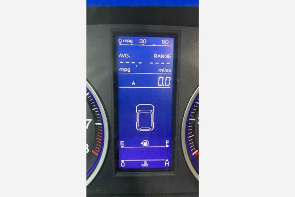 TAE 2010 - 2011 Honda CR-V Instrument Cluster LCD Screen